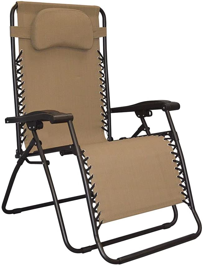 chaise longue extérieure