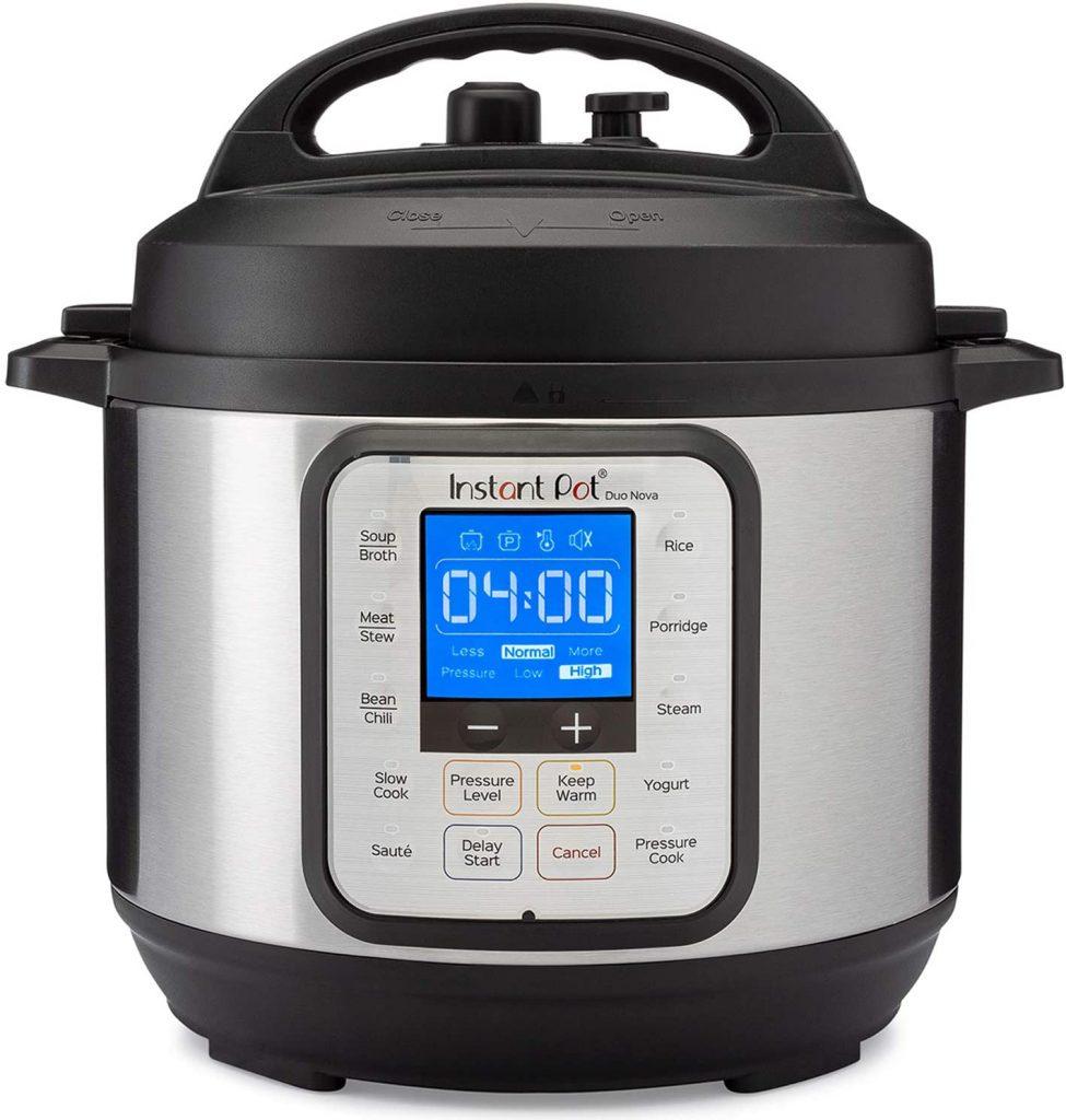 instant pot machine à yogourt